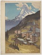 Matterhorn (Day), from the series Europe