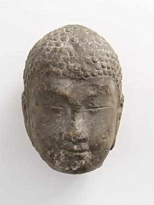 Head of Buddha (<em>Shakyamuni</em>)