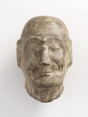 Head of Lo-han