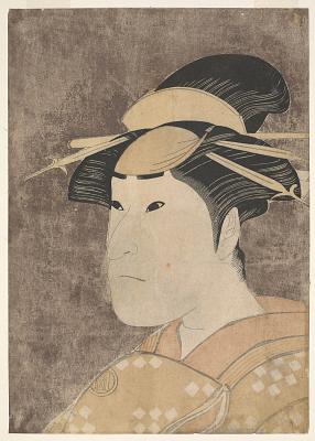 Kabuki actor: Sanogawa Ichimitsu III