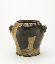 Tea ceremony water jar