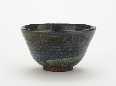 Iga ware tea bowl