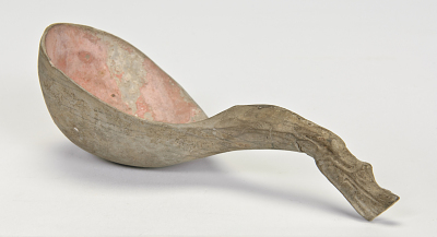 Model of a ladle