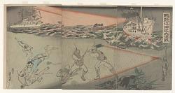 Naval battle Off Oryokuko