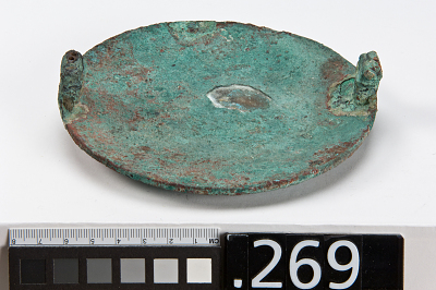 Pan for a balance scale