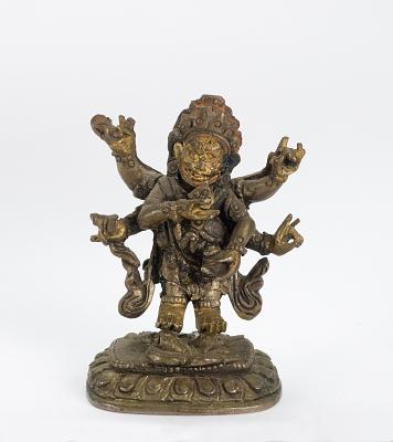 Unidentified Buddhist deity (Samvara?)