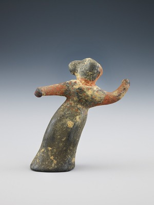 Figure of a dancing woman