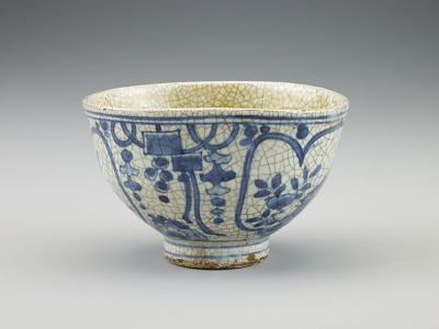 Arita ware tea bowl