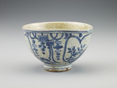 Arita ware tea bowl