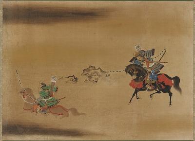 Battle at Yashima (?)