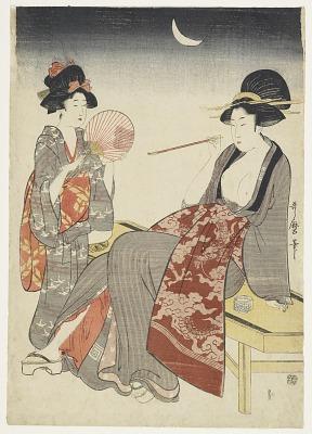 Two women