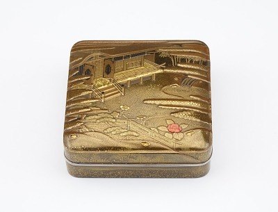 Small box (<em>kobako</em>)