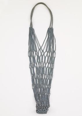 Net bag for displaying tea-leaf storage jar (ami)