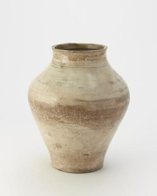 Tsushima ware jar