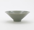 Bowl with molded and incised decoration of floral vinescroll