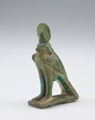 Standing hawk (Horus)