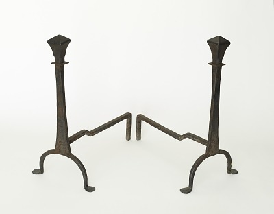 Fireplace furniture and implements
