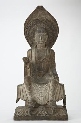 The Buddha Maitreya (Mile)