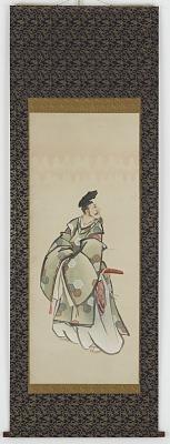 Six Immortals of Poetry: Fun'ya no Yasuhide