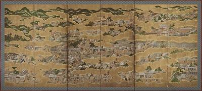 Scenes of Eastern Kyoto