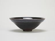 Tenmoku-type bowl with