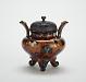 profile: Hirasa ware incense burner