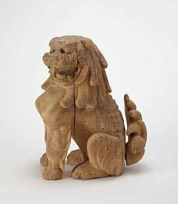 Guardian dog (<em>koma'inu</em>)