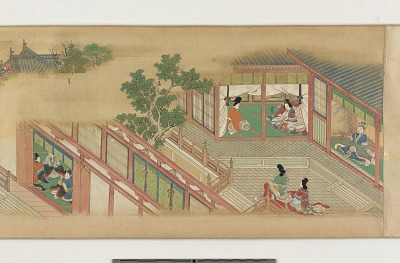The Story of the Uji Bridge Lady