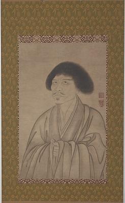 Portrait of Gaofeng Yuanmiao, 1238-1295