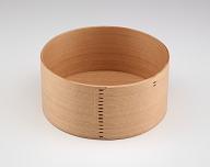 Bentwood rinse-water vessel