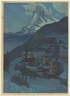 Matterhorn (Night), from the series Europe
