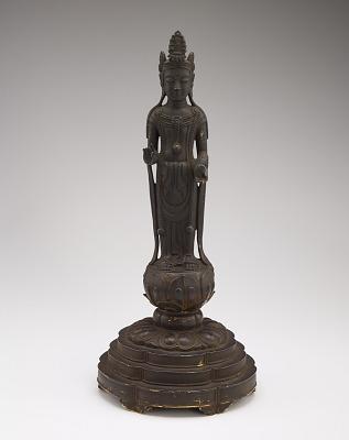 Bodhisattva (Kannon?)
