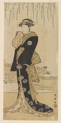 Kabuki actor: Yoshizawa Ayame