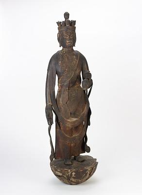 Bodhisattva Avalokiteshvara (Ju-ichimen Kannon)