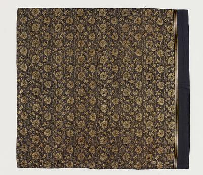 Brocade, silk