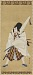 : The Actor Ichikawa Ebizo III as Matsuomaru in the play Sugawara and the Secrets of Calligraphy