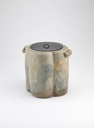 Tea-ceremony water jar
