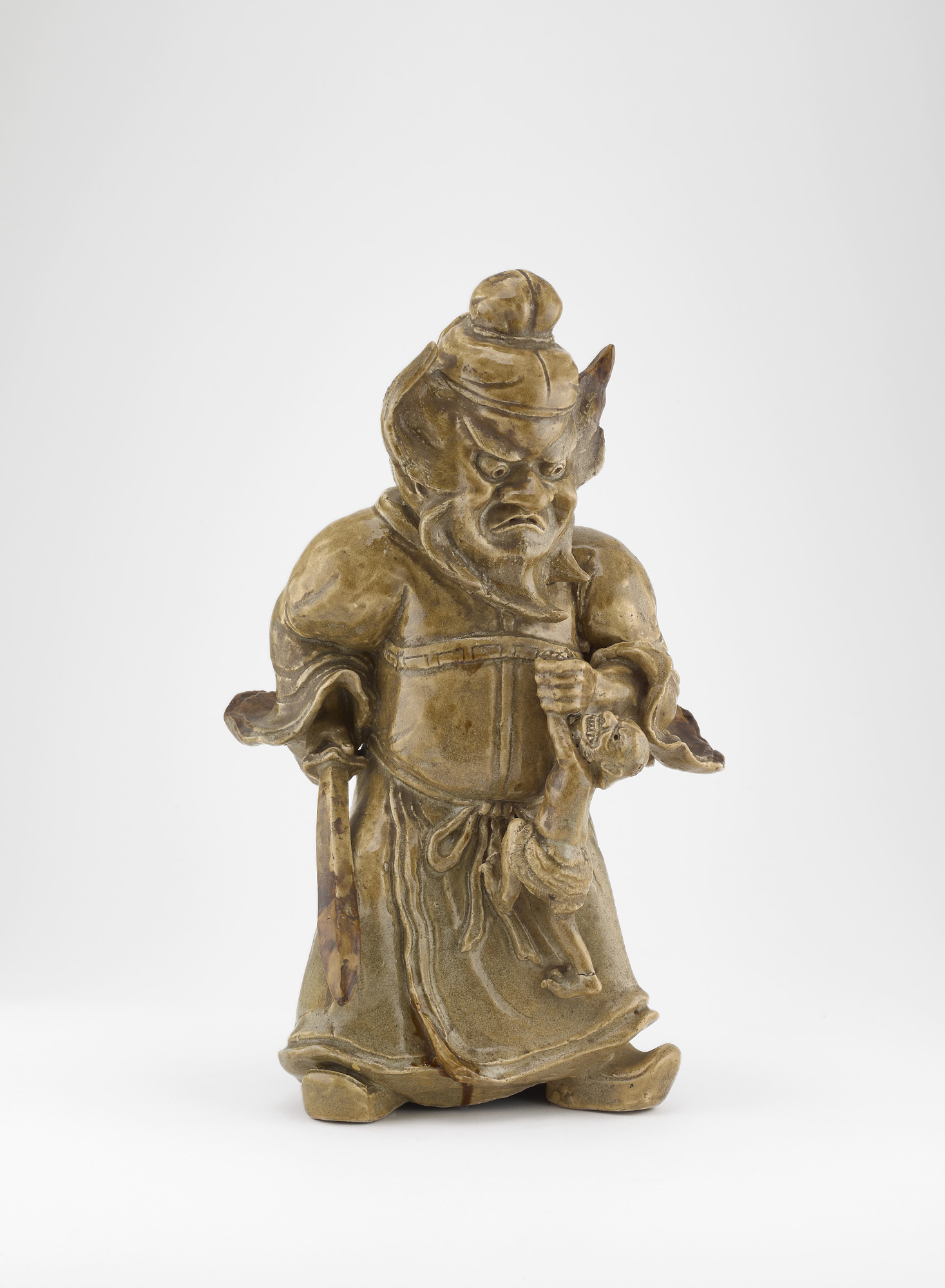 Figure of Shoki the Demon Queller