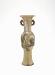 profile: Ofuke ware vase for Buddhist altar