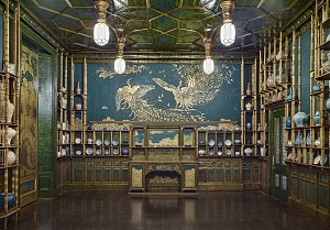images for Harmony in Blue and Gold: The Peacock Room-thumbnail 2