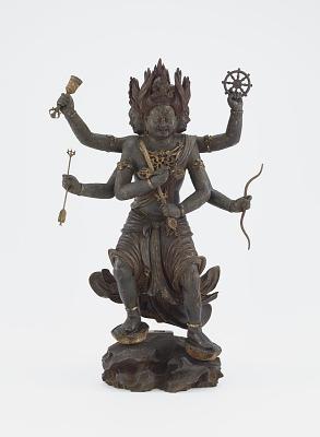 Statuette: Vajrayaksa