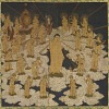thumbnail for Image 2 - Welcoming Descent of the Buddha of Infinite Light and Twenty-Five Bodhisattvas