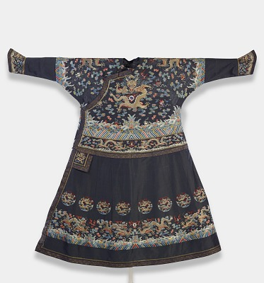 Summer chaofu (formal court dress) for a top-rank prince