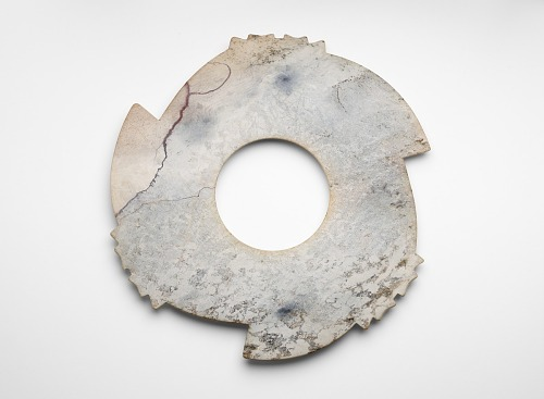 Notched disk