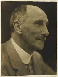 Edward Steichen portraits of Charles Lang Freer, 1916