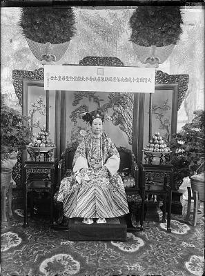 The Empress Dowager Cixi 1903-1905