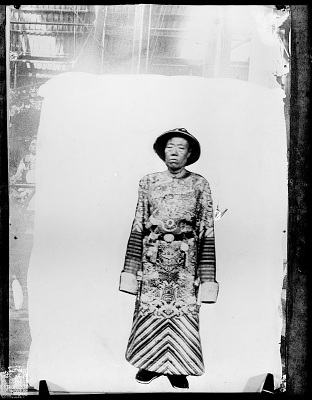 The Empress Dowager Cixi's First Chief Eunuch, Li Lianying 1903-1905