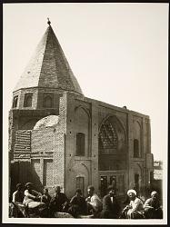 Qum (Iran): Ali bin Ja'far al-Sadiq Imamzade [graphic]