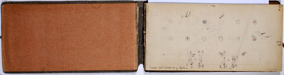 Ernst Herzfeld Papers, Series 2: Sketchbooks; Subseries 2.01: Persia, 1923: Sketchbook 06