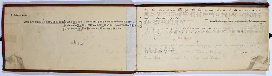 Ernst Herzfeld Papers, Series 2: Sketchbooks; Subseries 2.02: Pasargadae, 1928: Sketchbook 11
